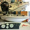 19ft RANIERI VOYAGER 19 Centre Console Boat Powered by MERCURY